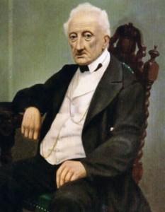 Cav. Antonio Corvi (1796 - 1873)