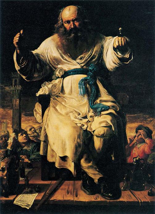 Bernardino Mei, Il Ciarlatano (1656).
