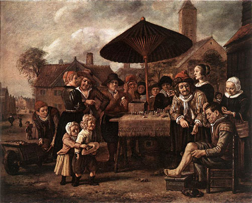 Jan Victors - Olio su tela -Budapest c. 1650